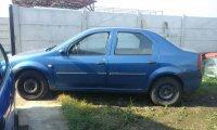 incuietoare capota dacia logan an  Dacia Logan 2007