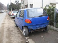 Intaritura bara daewoo matiz 0 benzina din Daewoo Matiz 2004