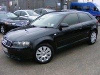 Dezmembrez intreaga masina atat eleme de Audi A3 2005