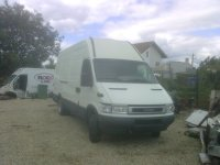 Dezmembrez iveco daily model   aduse Iveco Daily 2008