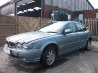 Dezmembrez jaguar x type din   2 0d 2 1 b Jaguar X-Type 2004