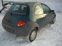 Jante aliaj ford ka 1 3 benzina din  de la Ford Ka 1997