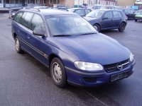 Jante aliaj opel omega 2 0 benzina din  de la Opel Omega 1997