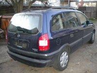 Jante aliaj opel zafira 2 0 diesel din  de la Opel Zafira 2003