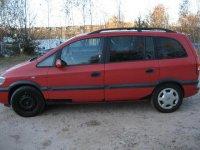 Jante tabla opel zafira 2 0 diesel din  de la Opel Zafira 2003