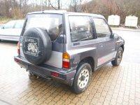 Jante tabla suzuki vitara 1 6 8v benzina din  Suzuki Vitara 1994