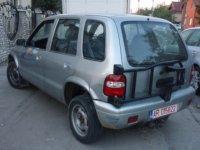Kia sportage 2 0 tdi an 2 0 0 0 diesel 2 0 0 0 cmc arad Kia Sportage 2003