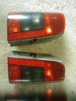Lampa spate stanga si dreapta ambele la 0 lei Peugeot  Partner 2003