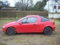 Macara usa opel tigra 1 4 benzina din  de la Opel Tigra 1998