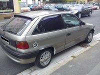 Masca fata opel astra f 1 8 benzina din  de la Opel Astra 1996