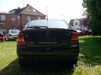 Masca fata opel astra g 1 6 benzina din  de la Opel Astra 2002