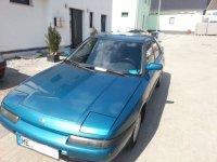 Dezmembrez mazda 3 f din anul  motor 1 6  Mazda 323 1994