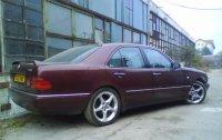 Dezmembrez mercedes w0 electromotor Mercedes E 290 2000