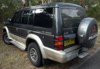 Dezmembrez mitsubishi pajero an fabricatie Mitsubishi Pajero 1992