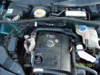 Motorul 1 9tdi 0cp cod afn este in stare Volskwagen Passat 2000