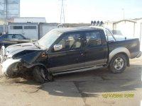 Dezmembrez nissan navara din  2 5 d am cutie Nissan Navara 2003