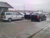 Dezmembrez opel astra g // /v /8v Opel Astra 2001