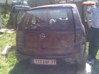 Dezmembrez opel meriva 1 7 cdti  Opel Meriva 2007