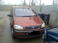 Dezmembrez opel zafira an  diesel 2 0 vand Opel Zafira 2001