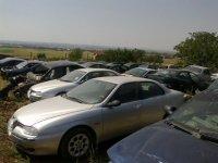 Parc auto dezmembram toata gama alfa romeo din Alfa Romeo 156 2000