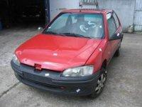 Dezmembrez peugeot 6 din  0 9b 1 1 b motor Peugeot  106 1997