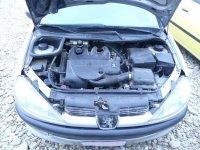 Dezmembrez peugeot 6 motor anexe motor cutie Peugeot  206 2000