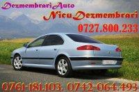 Dezmembrez peugeot 7 sedan motor 2 0 hdi vand Peugeot  607 2004