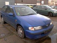 Punte fata nissan almera 1 1 4 benzina din  de Nissan Almera 1998