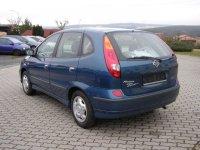Punte fata nissan almera tino 2 2 diesel din  Nissan Almera Tino 2003