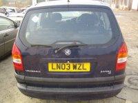 Punte spate punte fata bascula radiator apa far Opel Zafira 2003