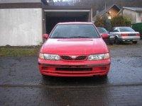 Radiator intercooler nissan almera 1 1 4 Nissan Almera 1998