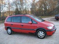 Rampa injectoare opel zafira 2 0 diesel din  Opel Zafira 2003