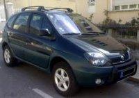 Dezmembrez renault scenic rx4 cmc/v din Renault Scenic 2001