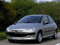 Reparam punti spate la gama de auto peugeot 6 Peugeot  206 2000