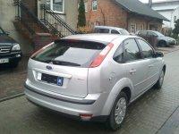 Rezervor combustibil ford focus 1 6 benzina din Ford Focus 2007