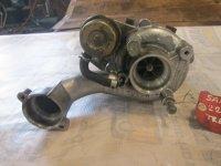 Vand turbina pentru Renault Safrane, motor 2.2 Renault Safrane 2001