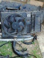 complet radiator apa +clima peugeot hdi dupa Peugeot  406 2000