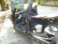Stalpi cu prag stanga bmw e din  in stare BMW 320 2005