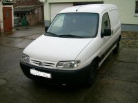 Teava de esapament citroen berlingo 1 9 tdi din Citroen Berlingo 1999
