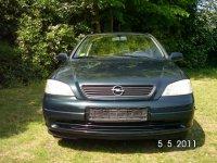 Teava de esapament opel astra g 1 6 benzina din Opel Astra 2002