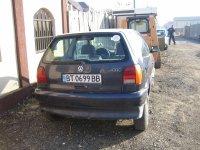 Teava de esapament volskwagen polo 1 6 benzina Volskwagen Polo 1998