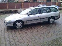 Toba intermediara opel omega 2 0 benzina din Opel Omega 1997