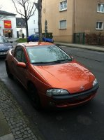 Toba intermediara opel tigra 1 6 benzina din Opel Tigra 1998