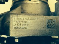 Turbina bmw 0 coupe  cod 7 8 8  b5 BMW 320 2010