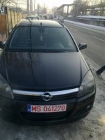 Vand Opel Astra 2005