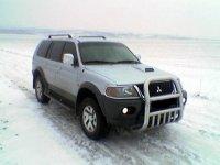 Vand acte mitsubishi pajero sport  motor + Mitsubishi Pajero 2004