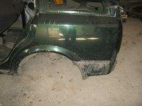 Vand aripa stanga spate opel astra g break din Opel Astra 2001
