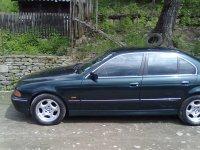 Vand bancheta bmw seria 5 stare foarte buna BMW 523 2003