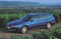 Vand bara fata/spate capota motor aripi fata Peugeot  406 2002