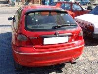 Vand bara fata/spate oglinzi laterale capota Rover 200 1998